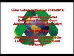 przedszkole_nr30_gdynia Lider Lokalnej Ekologii 2015/2016