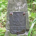 pomnik przyrody - tabliczka