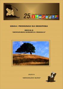 Zeszyty ekologiczne Zrównoważona konsumpcja i produkcja zeszyt 4