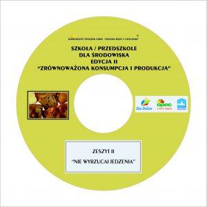 Zeszyty ekologiczne Zrównoważona konsumpcja i produkcja zeszyt cd 2