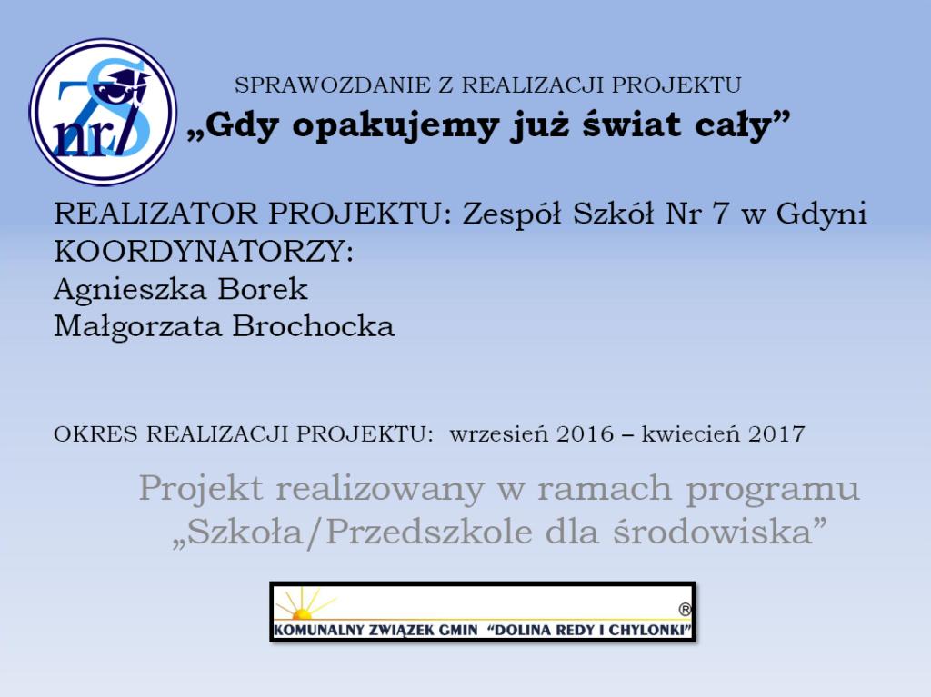 GR4_Agnieszka-Borek-i-Małgorzata-Brochocka_Gdy-opakujemy-świat-już-cały Ochrona środowiska w praktyce