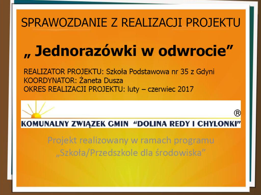 GR6_Żaneta-Dusza_Jednorazówki-w-odwrocie Ochrona środowiska w praktyce