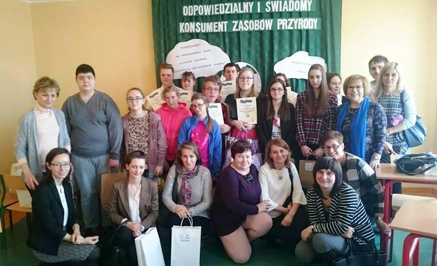 konkurs wiedzy ekologicznej laureaci