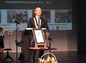 Przemówienie Pana Bartosza Bartoszewicza- Wiceprezydenta Gdyni ds. jakości życia