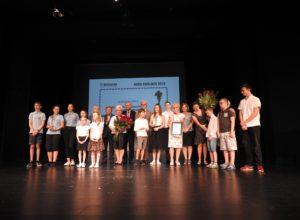 Laureaci nagrody Róża Ekologii 2019