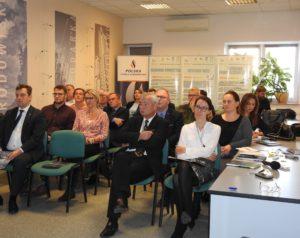 Przedstawiciele urzędów miast/gmin i przedsiębiorstw wodociągowo - kanalizacyjnych działających naobszarze Związku